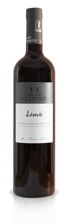 Cadenière Léonie Rouge 2019