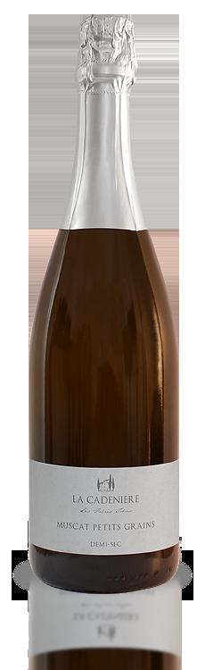 Vin Muscat demi-sec Domaine de la Cadenière 2020 - Blanc