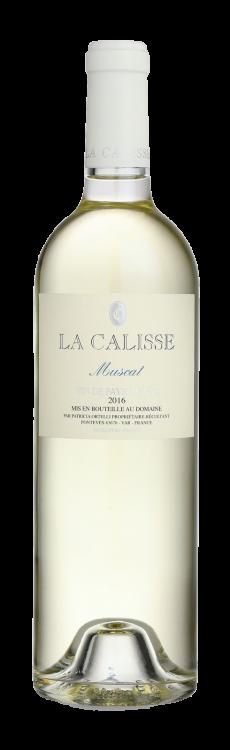 Château la Calisse Muscat 100% Blanc 2017