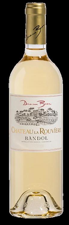Château la Rouvière Blanc AOC Bandol - Domaine Bunan 2018