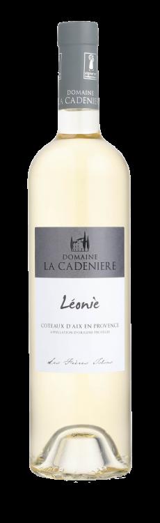 Cadenière Léonie White 2020