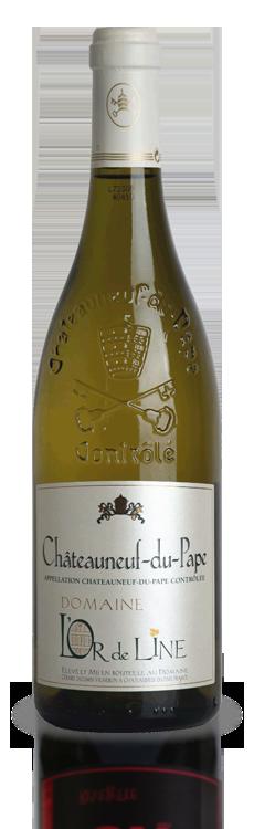 Domaine l'Or de Line Blanc AOP Chateauneuf du Pape 2019