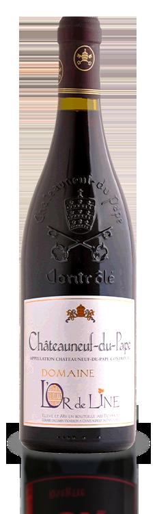 Domaine l'Or de Line Rouge AOP Chateauneuf du Pape 2019