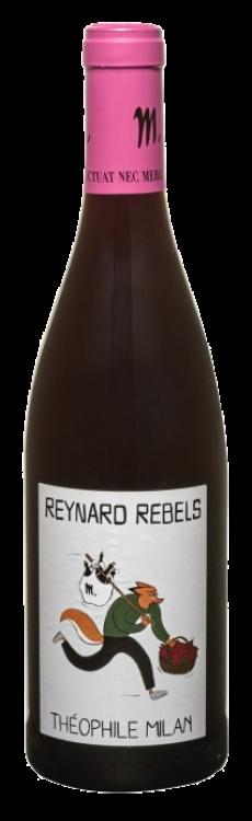 Domaine-Henri-Milan-Reynard-Rebels-rouge-2017-2018