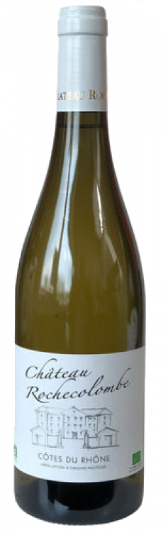 Chateau Rochecolombe blanc Viognier 2020