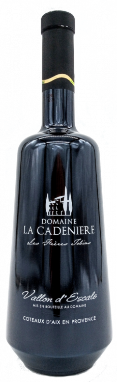 Domaine La cadenière Vallon D'Escale red 2019