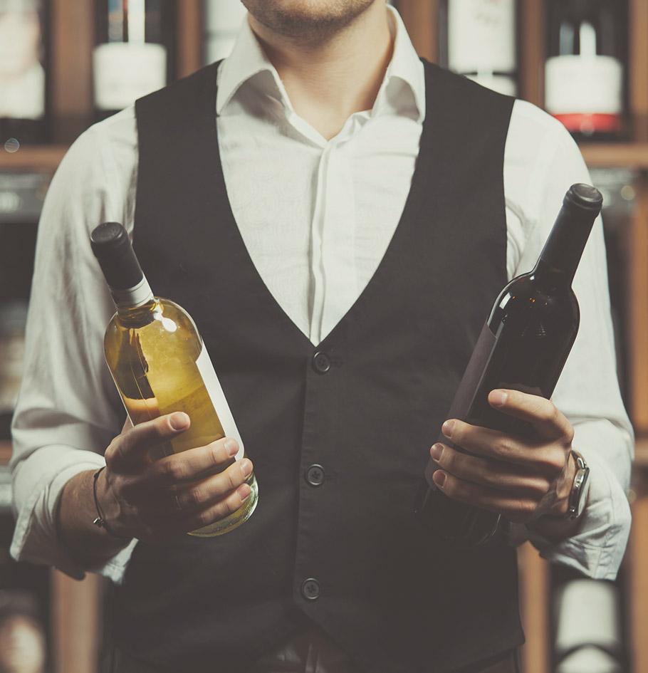 Services cave à vin